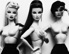LBF barbie model