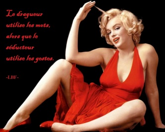 LBF Marylin rouge - Copie
