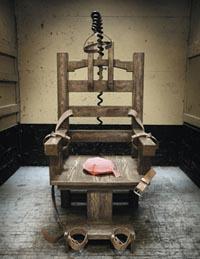 LBF chaise électrique