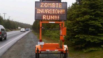 LBF panneau zombie invasion