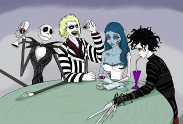 LBF Tim Burton picture