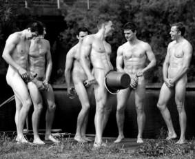 LBF hommes nus