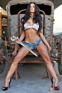 LBF sexy mecanic 1