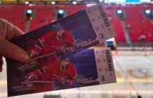 LBF ticket hockey