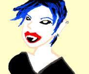 LBF vampire girl