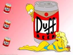 LBF Bière Duff