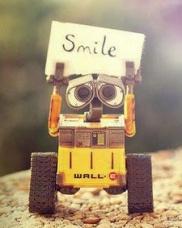 LBF smile wall-e